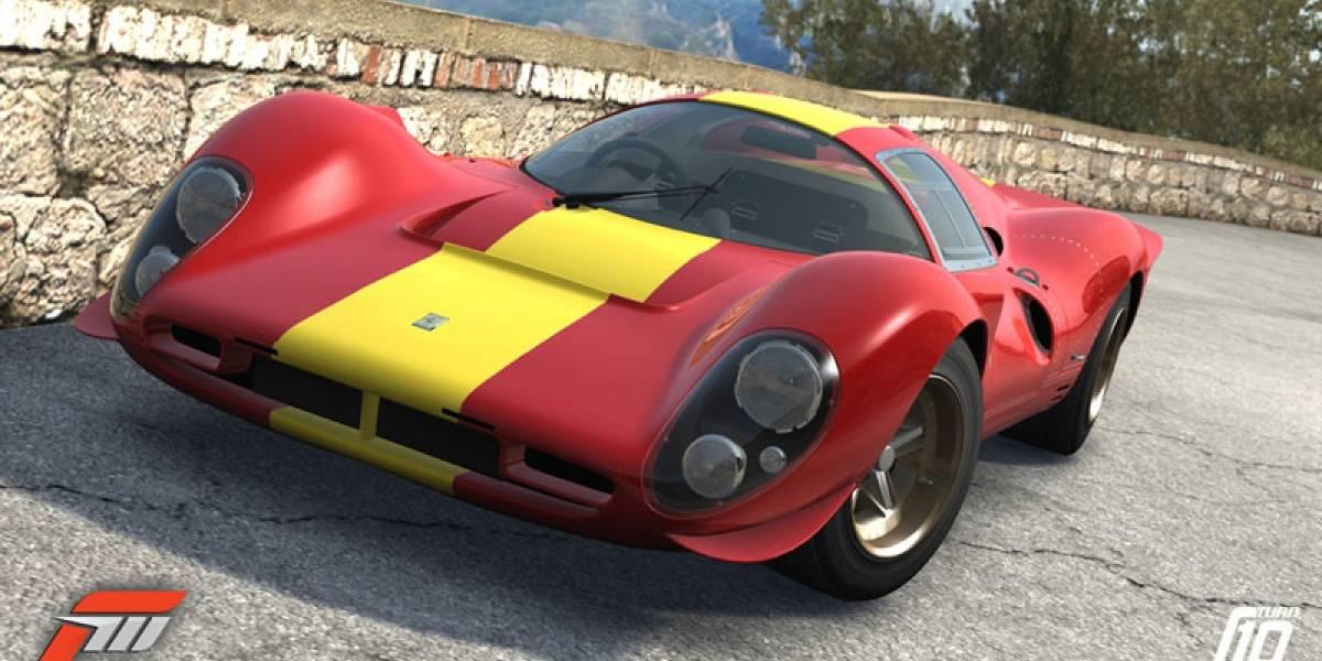 Primer DLC para Forza Motorsport 3