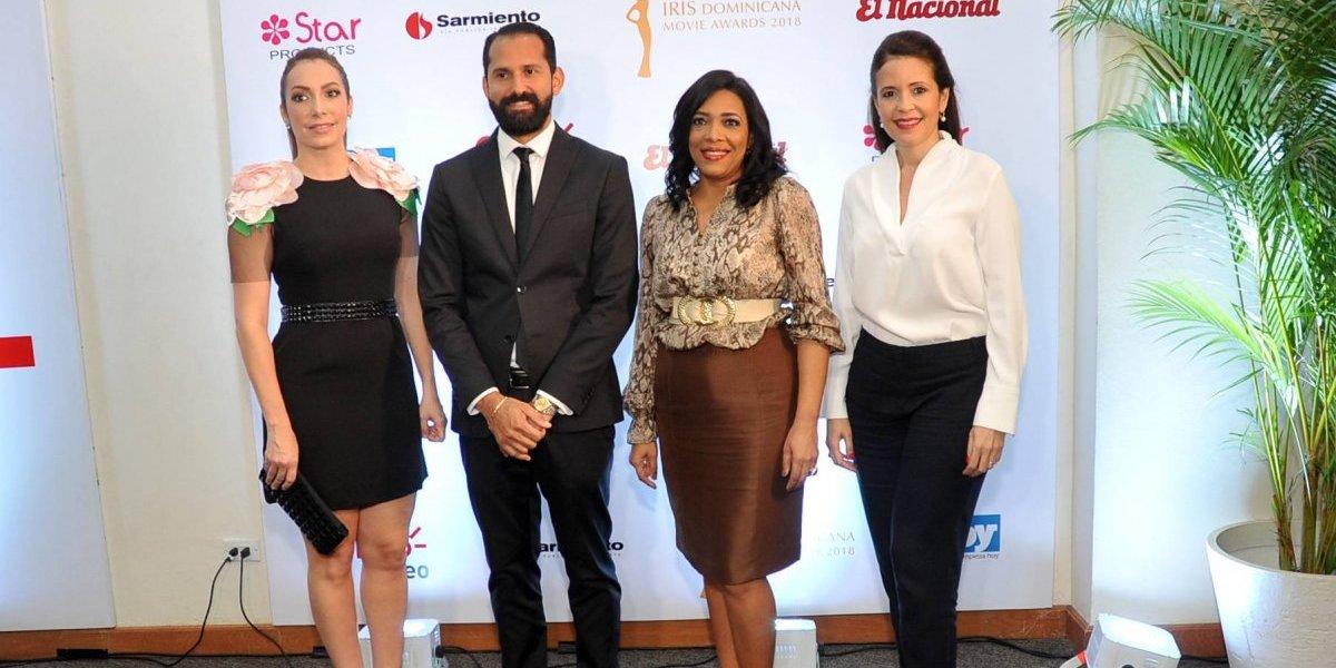 #TeVimosEn: Amucine anuncia los nominados a la tercera edición de los premios IRIS