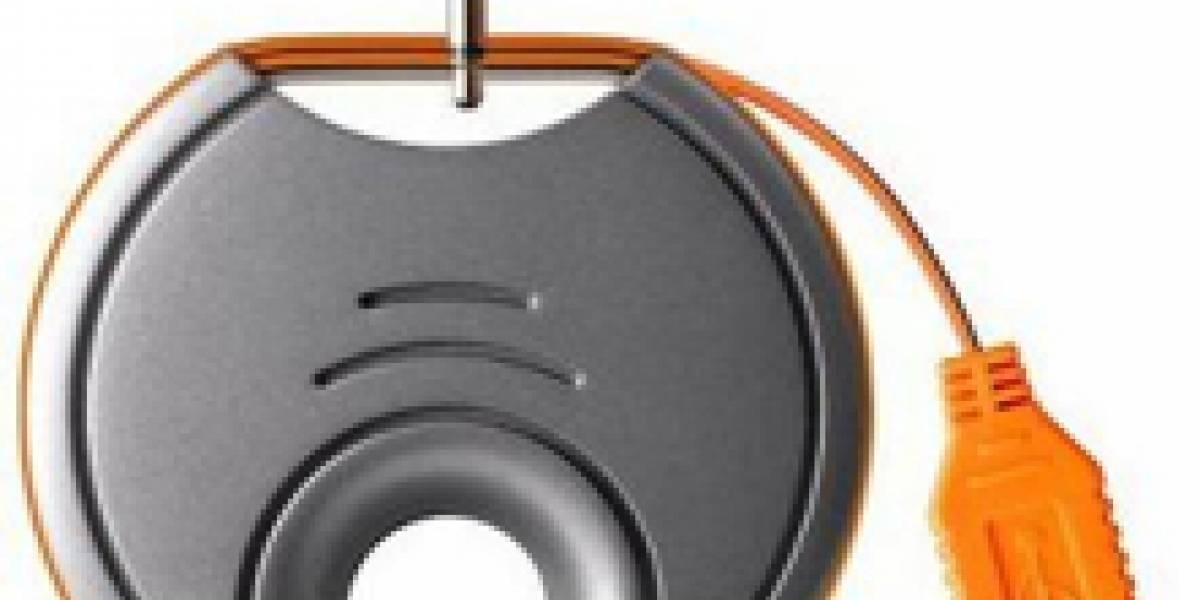 Alarma USB Belkin para laptops