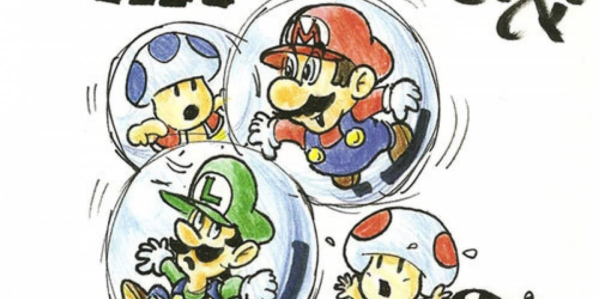 Shigeru Miyamoto te desea un feliz 2010