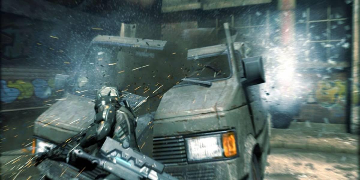 Metal Gear Solid: Rising se aleja de las cinemáticas hiper largas