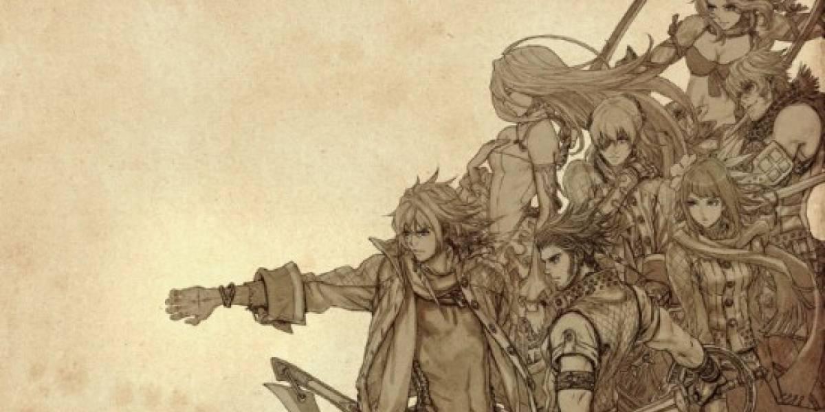 Más detalles sobre The Last Story, un RPG para Wii