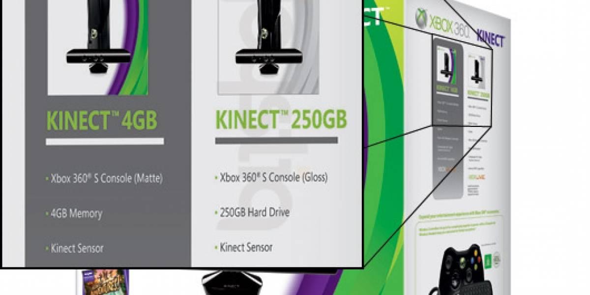 Futurología: XBOX 360 de 250GB Kinect
