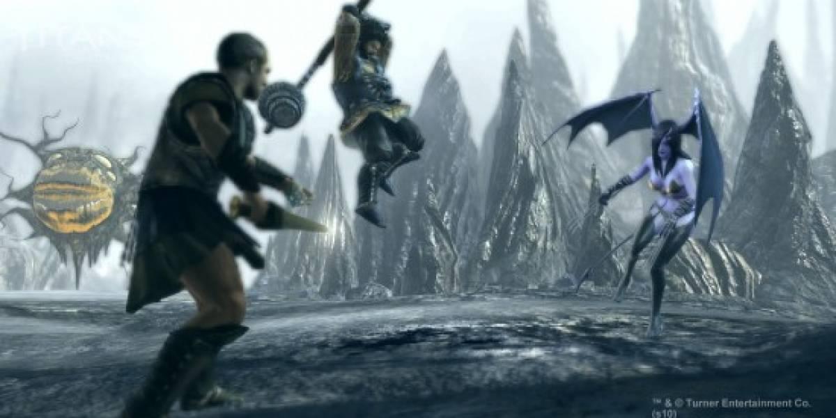 Primer trailer de Clash of the Titans