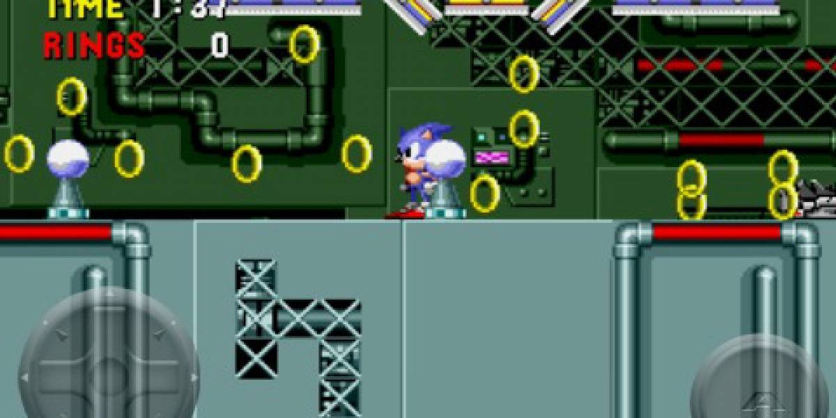 Sonic the Hedgehog disponible para iphone