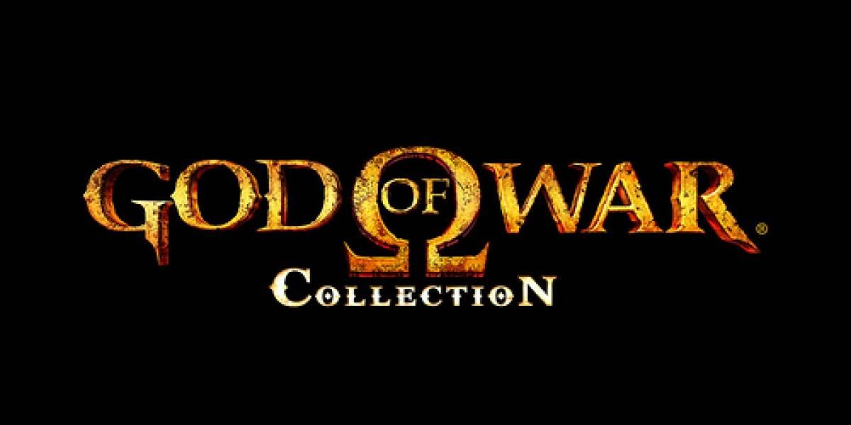 God of War Collection: En Blu-ray para finales del 2009