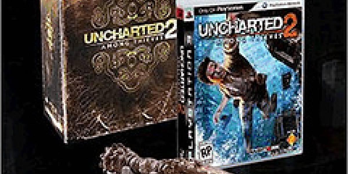 Edición Especial de Uncharted 2 traerá cuchillo [PAX 2009]