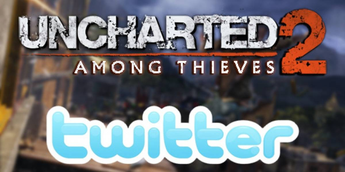Cancelan actualizaciones vía Twitter en Uncharted 2: Among Thieves
