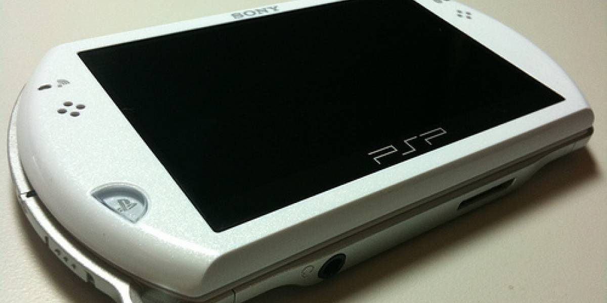 Las ventas del PSP Go se congelan