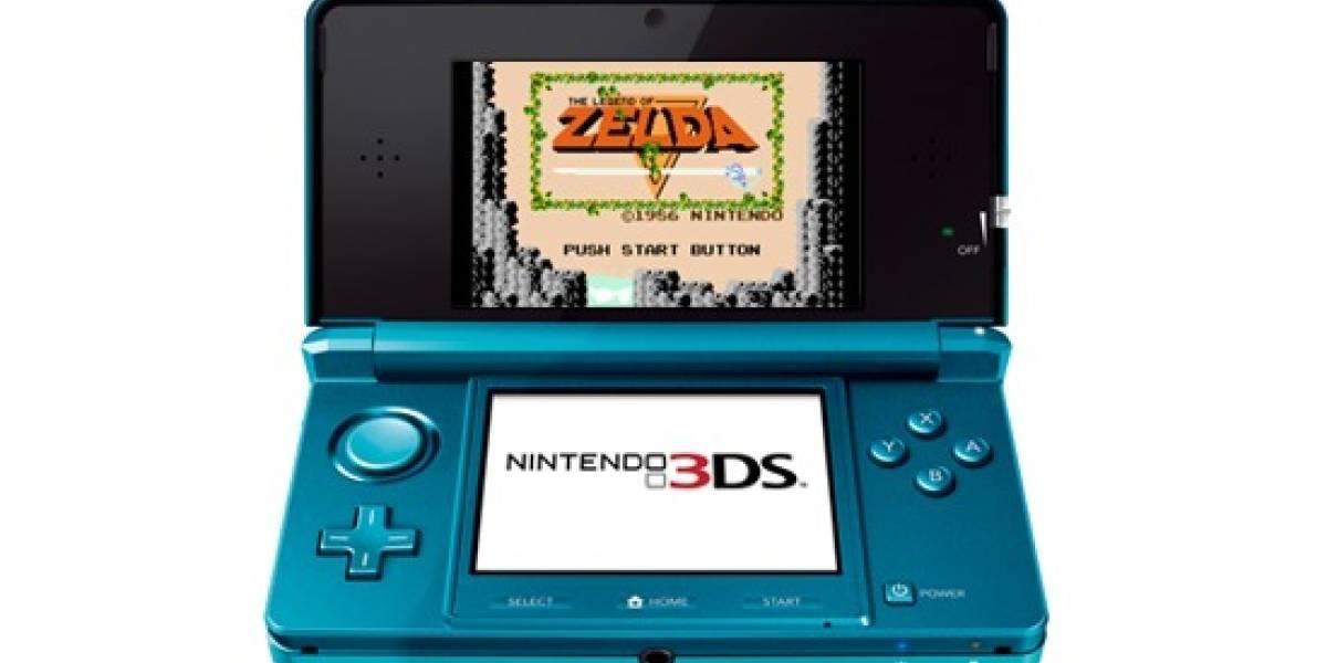 Reggie dice que no habrá Nintendo 3DS este año