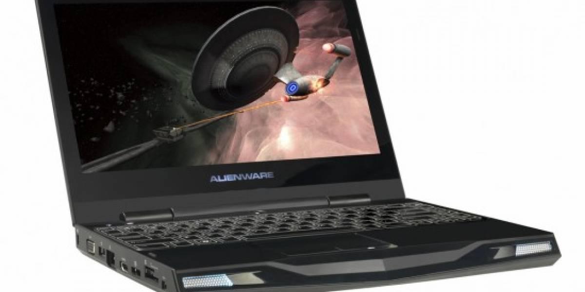 CES10: Dell presenta el nuevo Alienware M11x