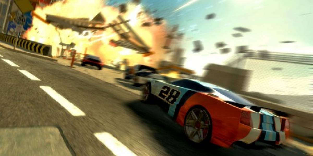 Demo de Split/Second para PC disponible NAU