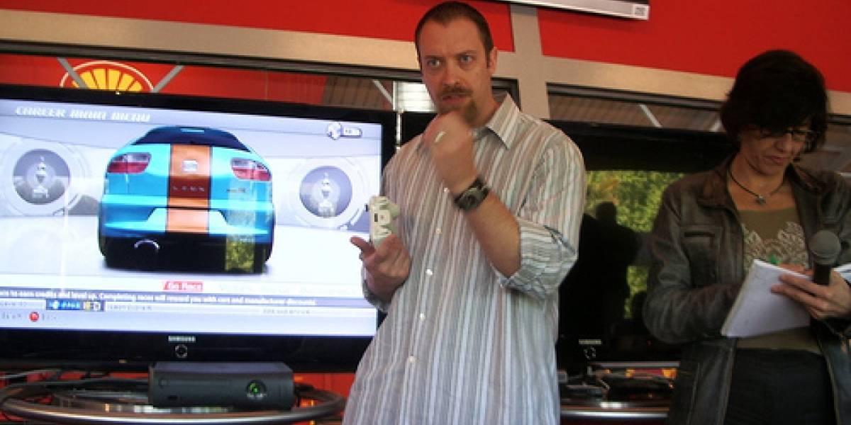 El director de Forza 3 dice: nuestra prioridad son las físicas y no los gráficos