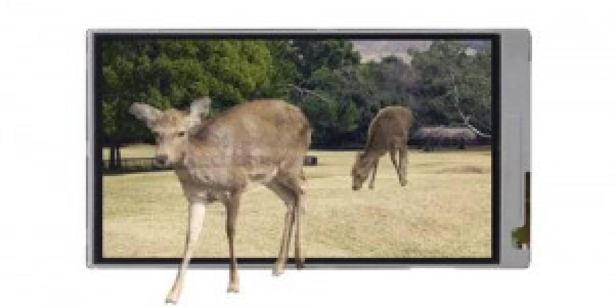 Sharp lanzaría smartphones 3D sin necesidad de lentes este año