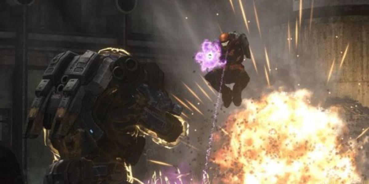 La beta de Halo: Reach, hasta el 19 de mayo.