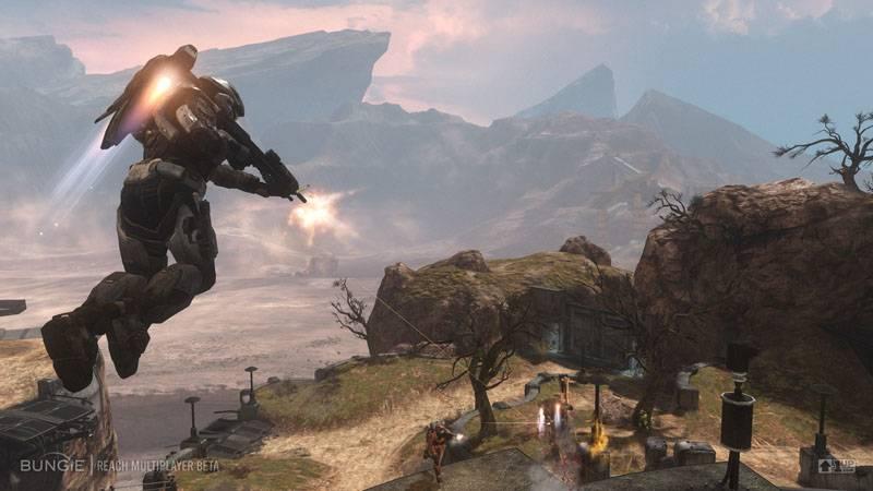 Unas pocas imágenes de Halo Reach