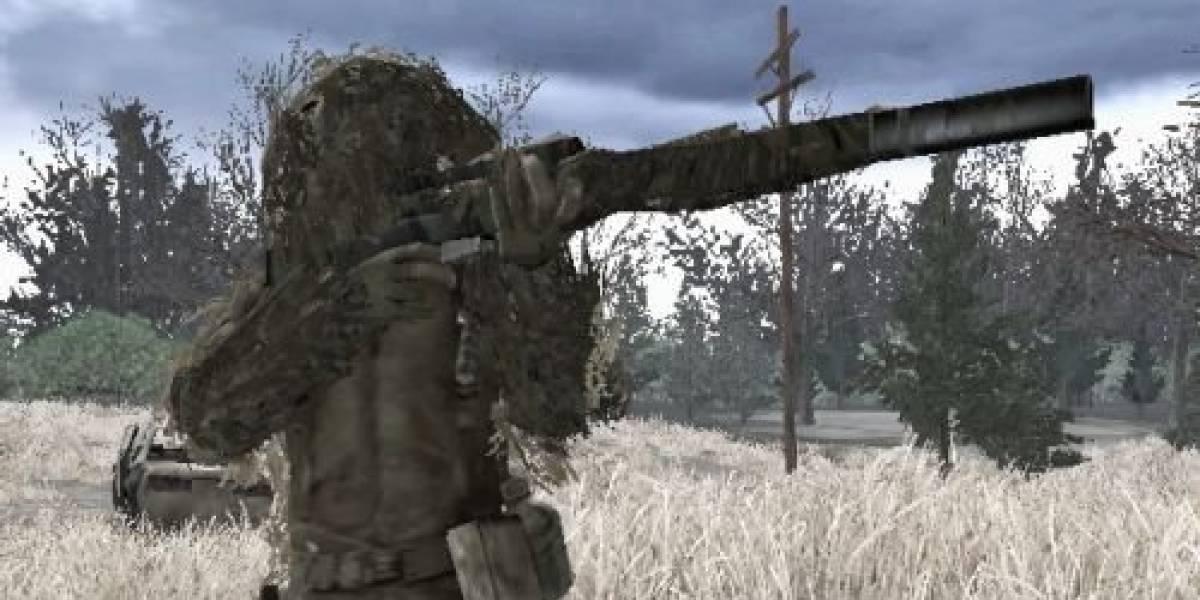 Mas de Modern Warfare versión Wii