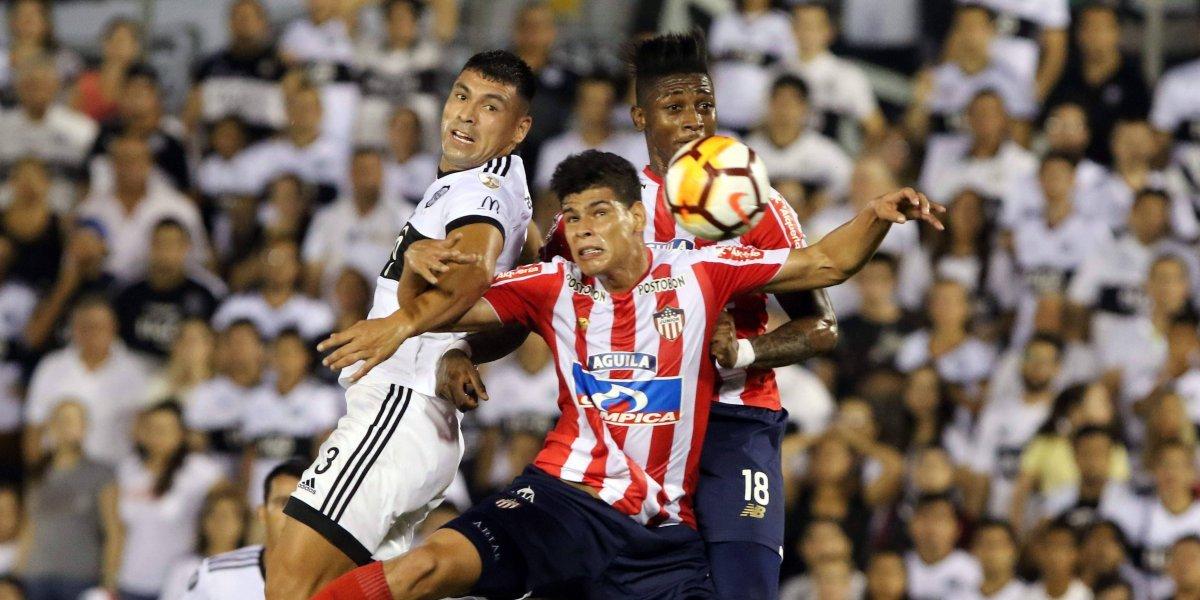 Aunque perdió, Junior salió vivo de Asunción y definirá en Barranquilla