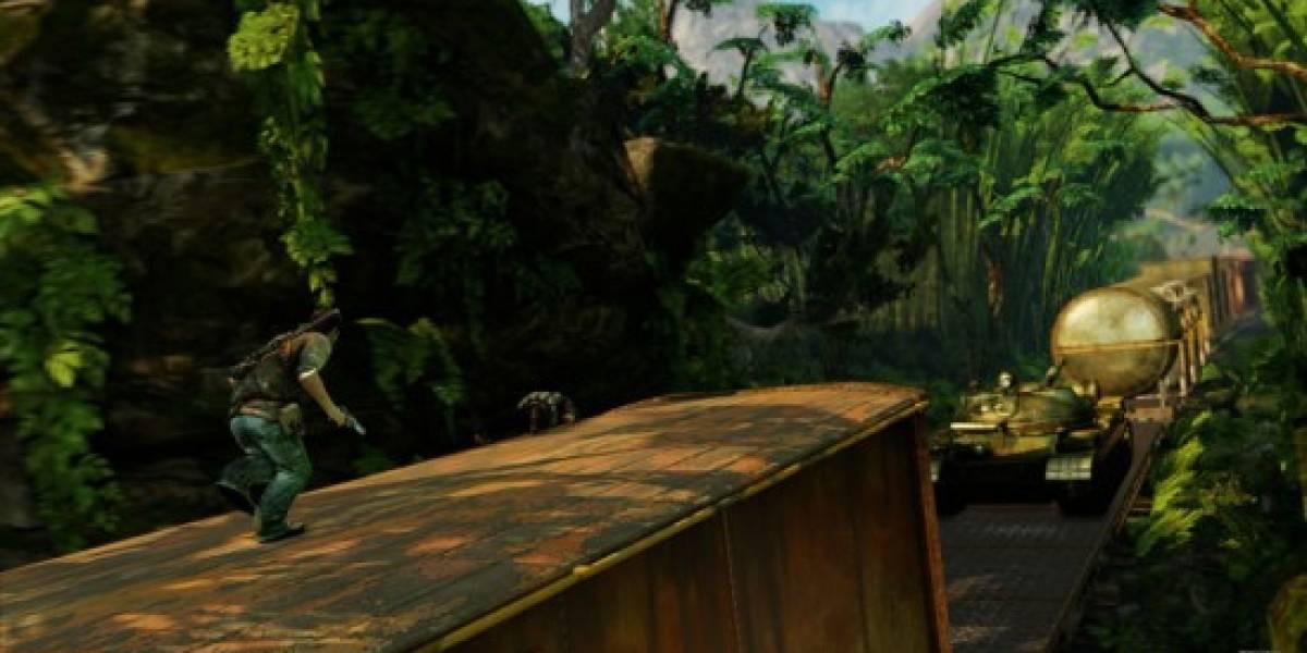 Nuevas imágenes de Uncharted 2