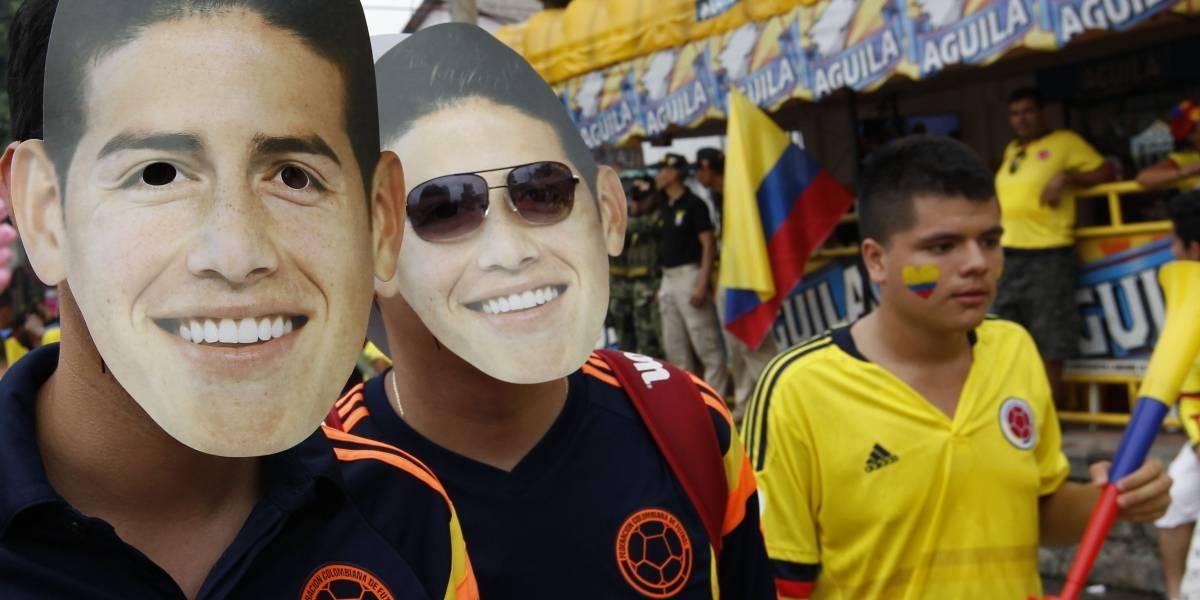 Colombia, uno de los países que más boletas del Mundial pidió a la Fifa