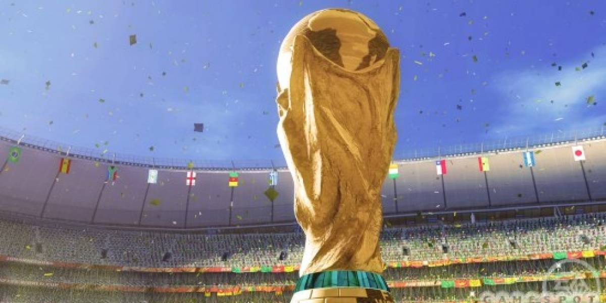 FIFA World Cup 2010 confirmada por EA Sports con fecha y fotos