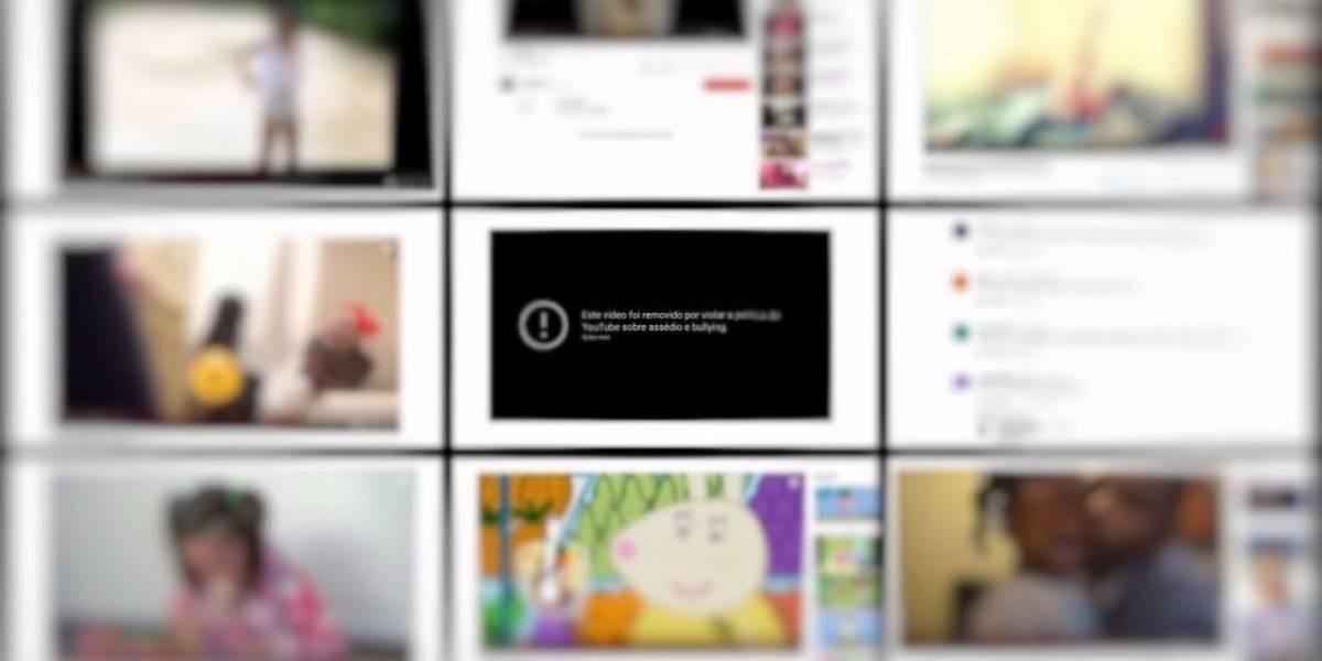 O submundo dos vídeos que humilham e expõem crianças no YouTube