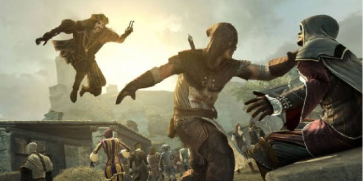 La beta de AC: Brotherhood llegará el 13 de Septiembre y sólo a través de GameStop