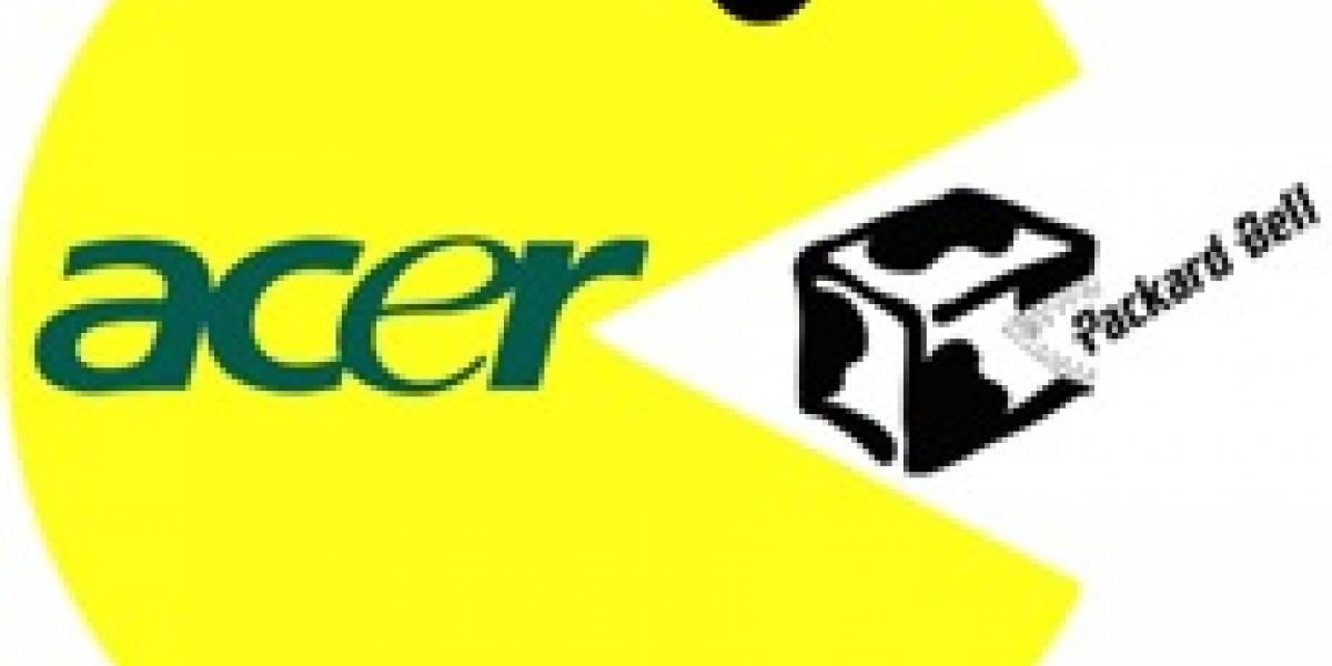 Acer completa la adquisición de Gateway