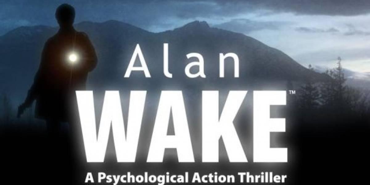 Y hasta que pasó: Alan Wake cancelado para PC