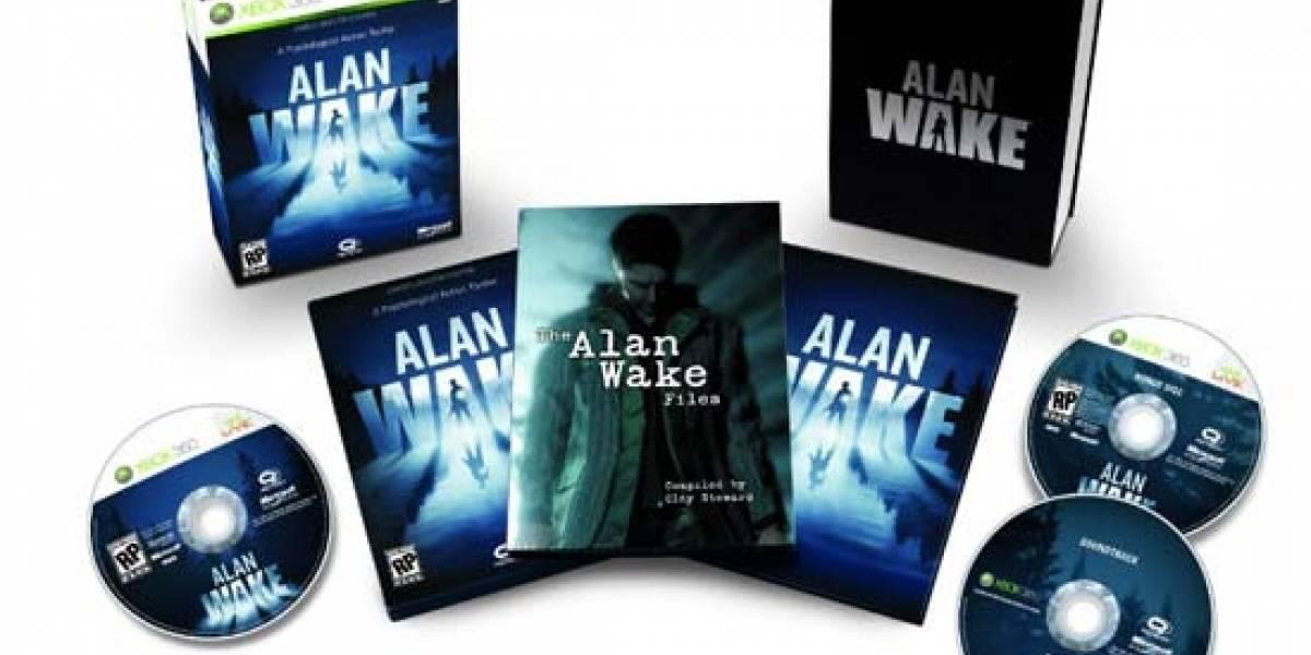 Nuevo trailer y fecha de lanzamiento de Alan Wake [Xbox X10]