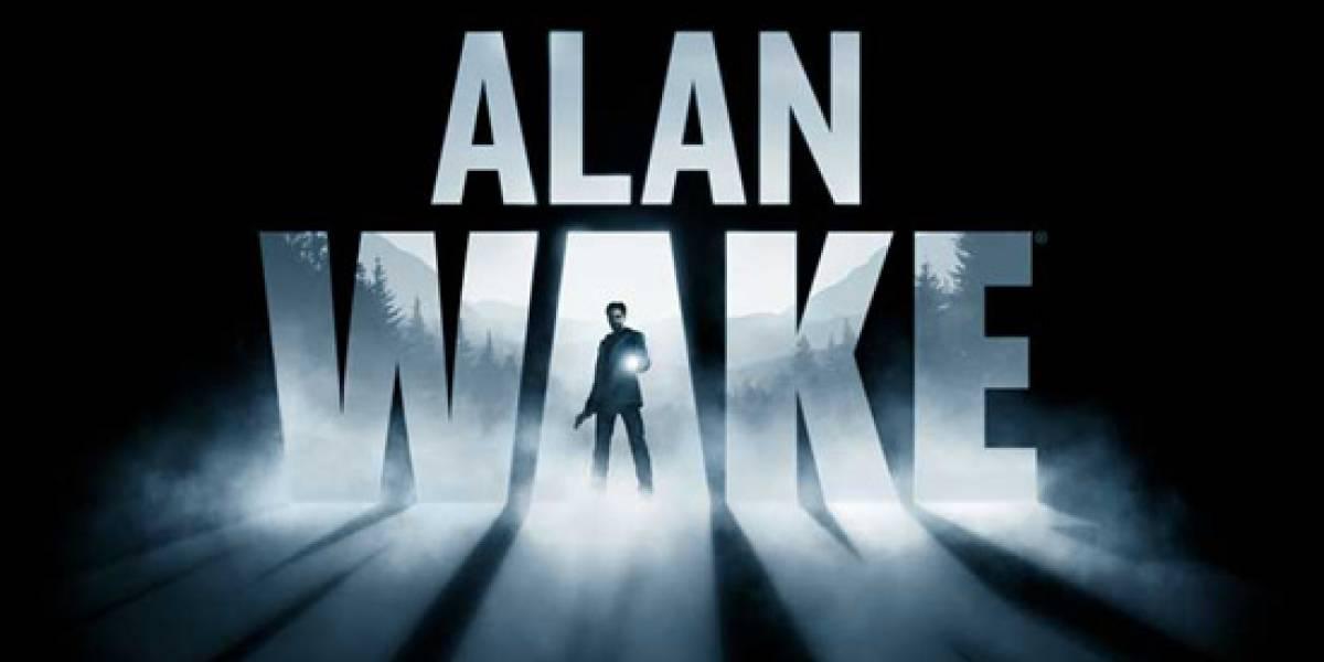 Alan Wake llegaría en Mayo de 2010