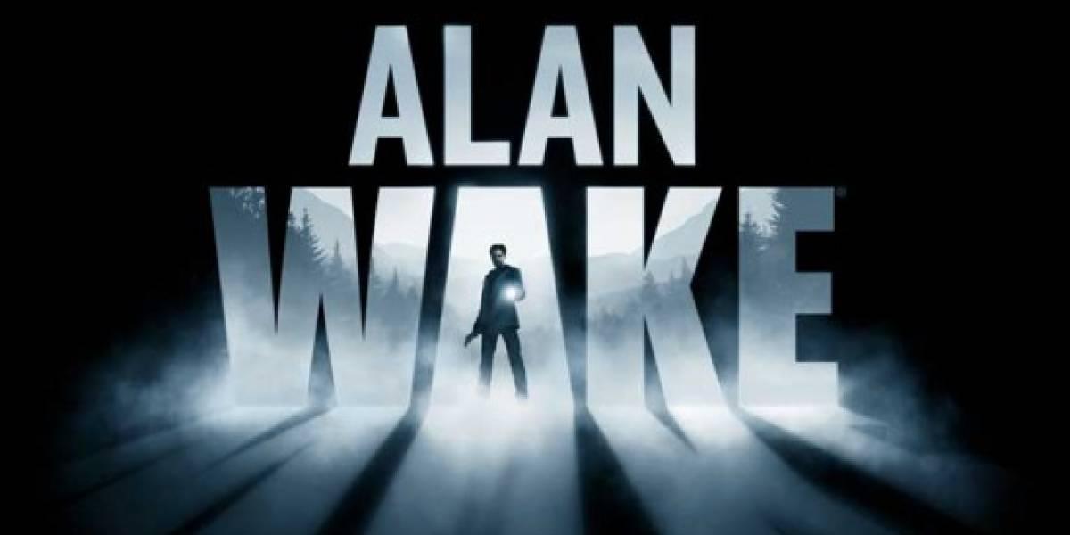 Revista española tiene la primera reseña de Alan Wake