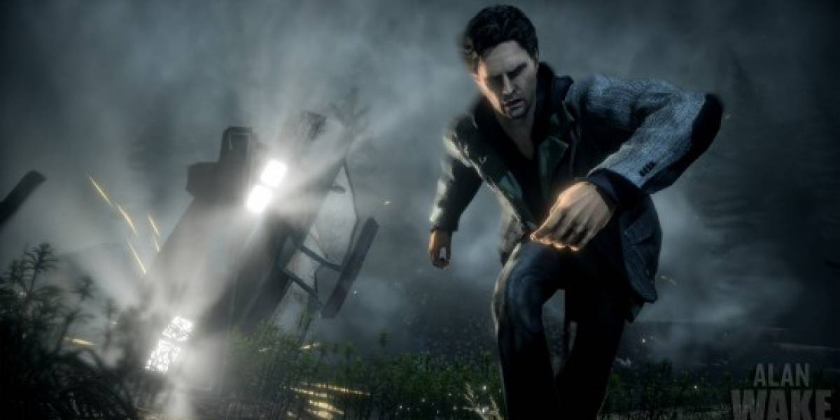 The Writer será el último DLC para Alan Wake