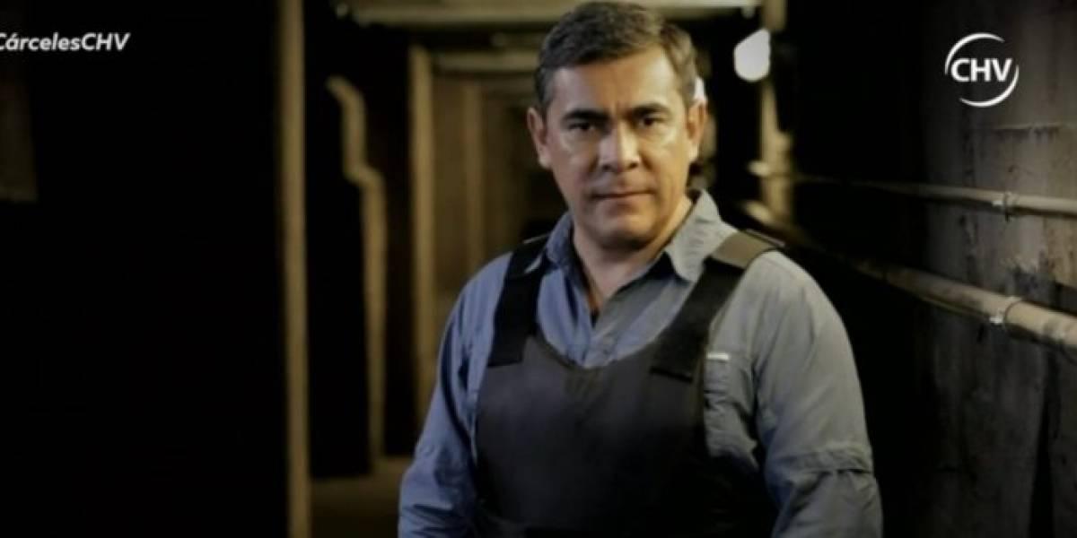 Se fue entre aplausos: Compañeros le dieron emotiva despedida a Carlos López de CHV