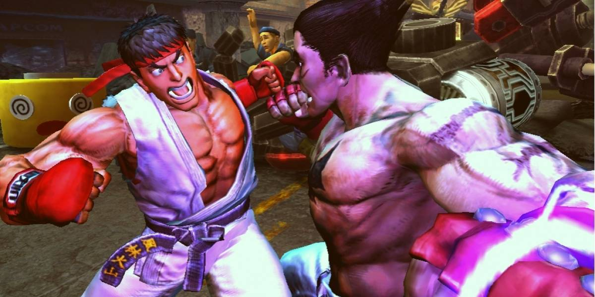 Street Fighter x Tekken saldrá al mercado de aquí a 2 años más