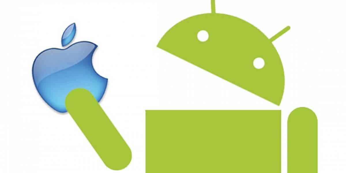 5 razones para seguir prefiriendo Android en vez del iPhone con iOS 5