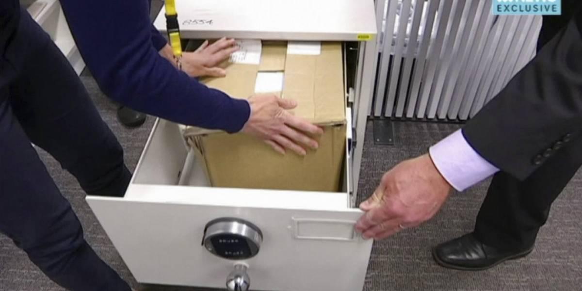 """""""Ultrasecreto"""": Venden cientos de documentos clasificados en una tienda de segunda mano en Australia"""