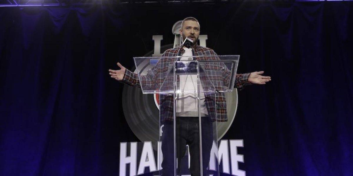 Justin Timberlake descarta sorpresas en el Super Bowl LII