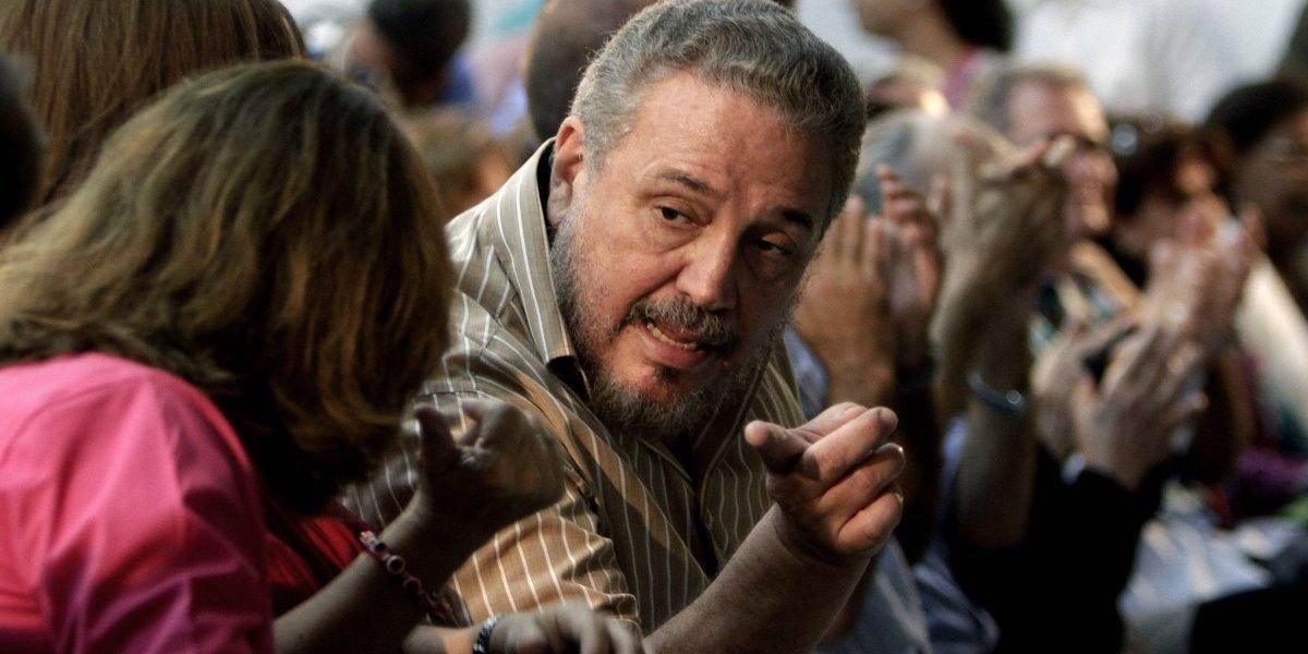 Hijo mayor de Fidel Castro se suicida en La Habana