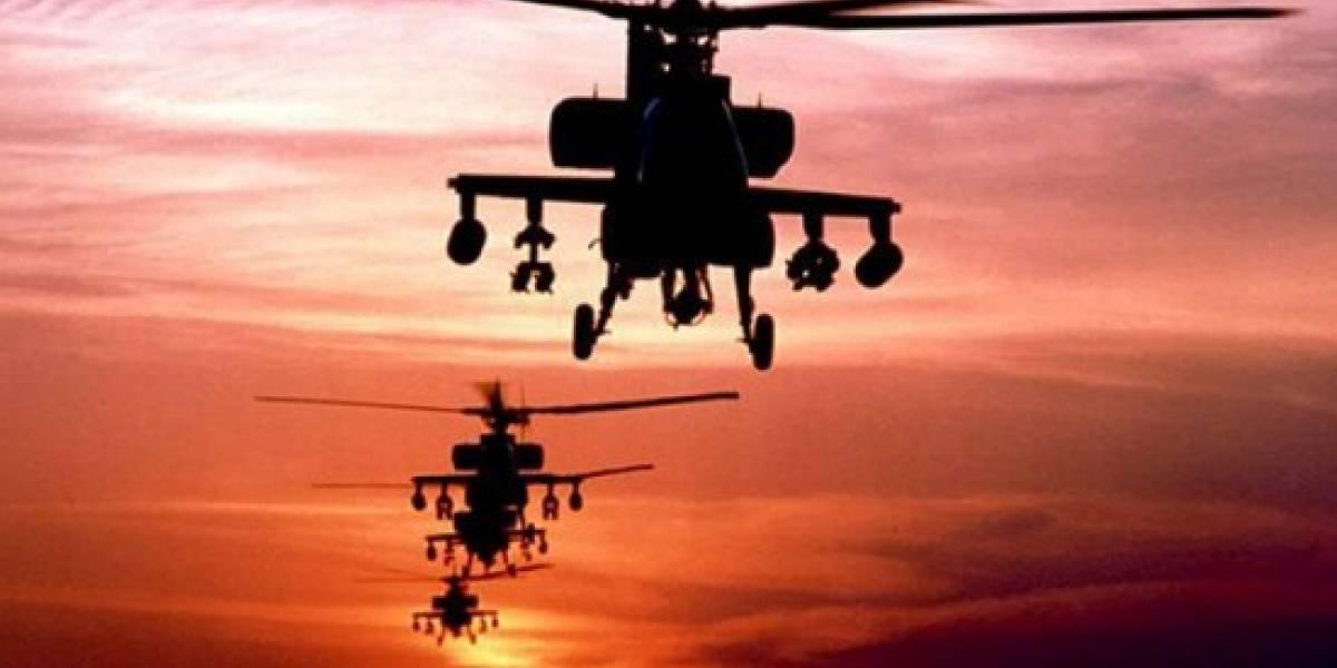 Activision presenta Apache: Air Assault