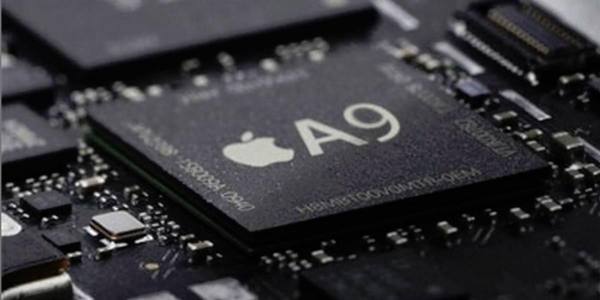 SoC Apple A9 podría ser fabricado con el nodo a 14nm de Samsung