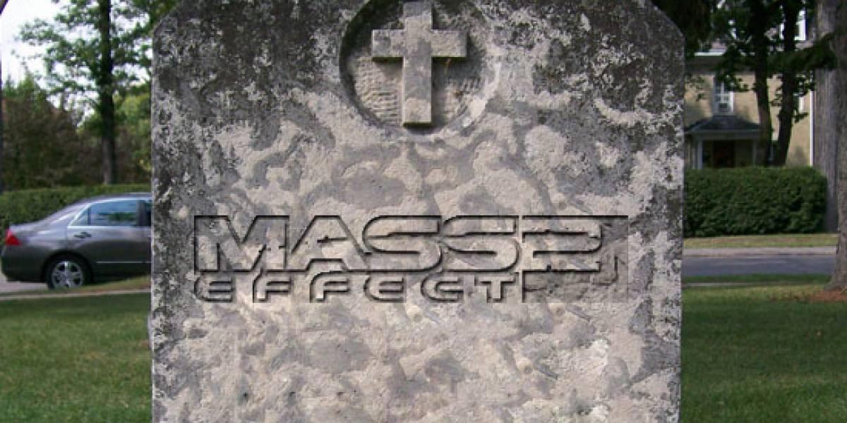 Si mueres en Mass Effect 2, no podrás importar a Mass Effect 3