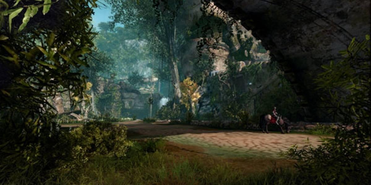 Futurología: Crytek cocina un masivo llamado Kingdoms