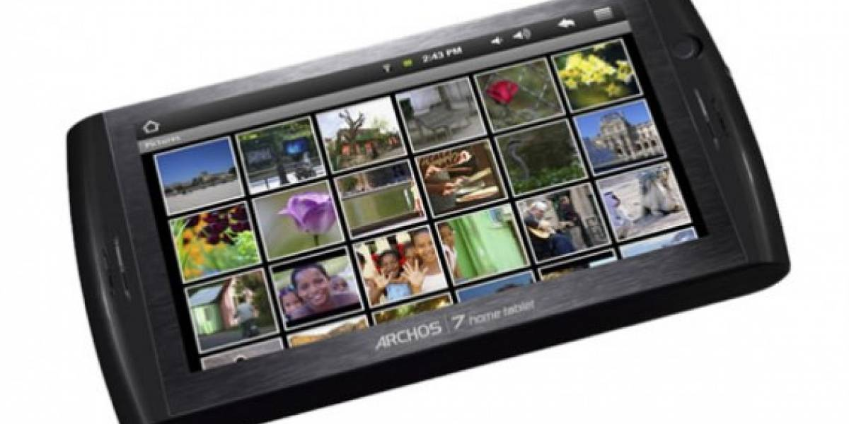 Archos 7 Home Tablet [WLabs]