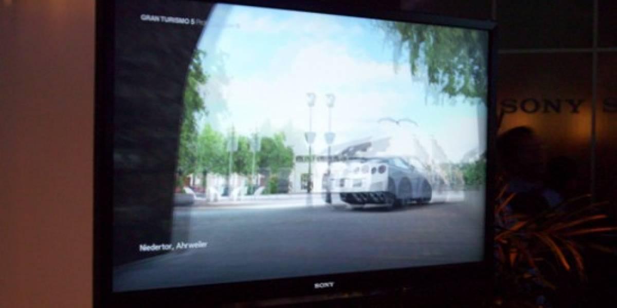 Futurología: PlayStation 3 a recibir dosis 3D a mediados de año