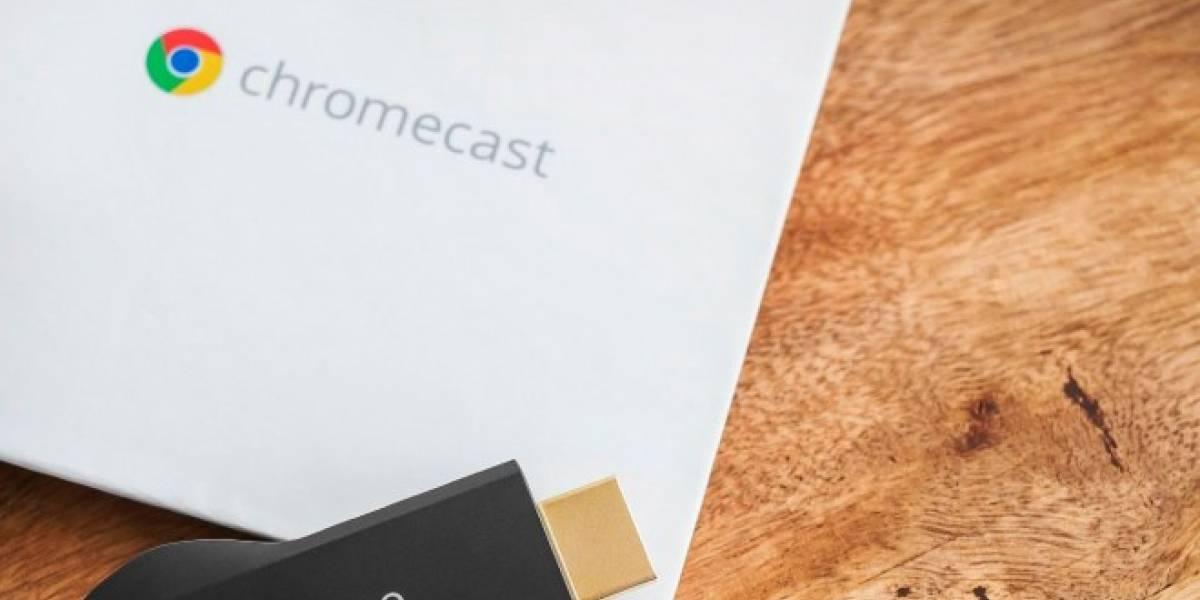 Así luciría el nuevo Chromecast de segunda generación