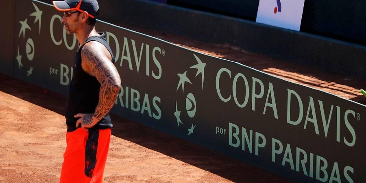 Círculo de Periodistas Deportivos denuncia al Chino Ríos y exige que se le niegue la entrada a Copa Davis
