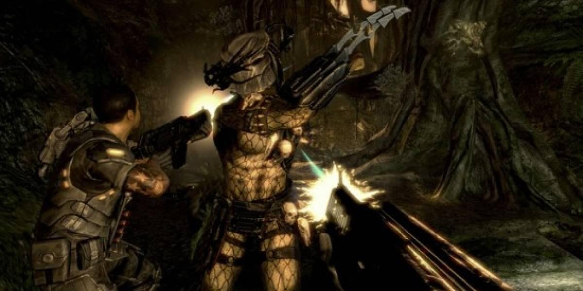 Ahora si, demo de Aliens vs Predator para PS3