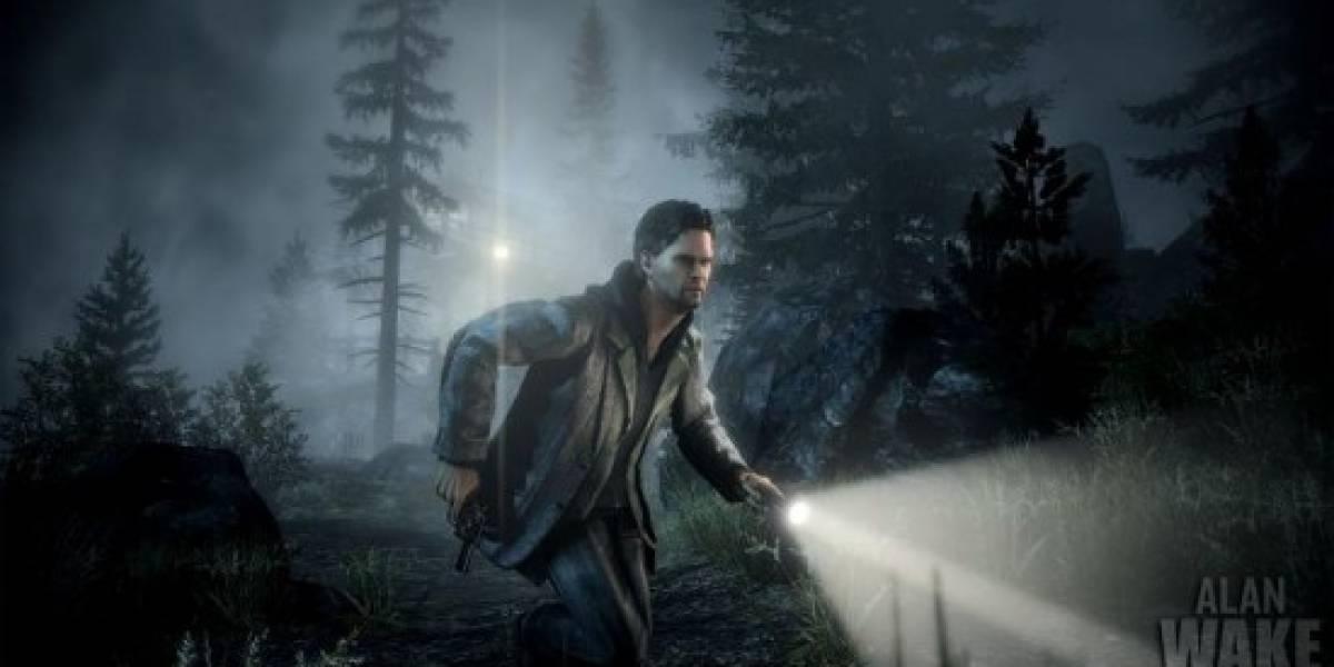 Alan Wake tiene problemas faciales, Remedy trabajando en una solución via DLC