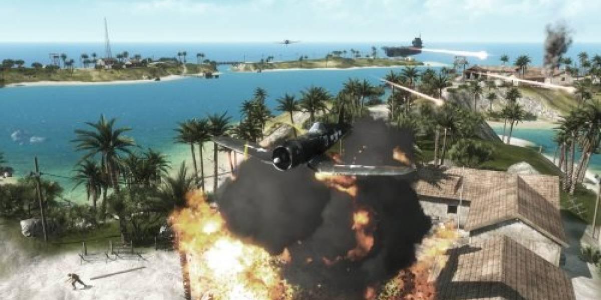 Bad Company 2 tendrá niveles en la 2da Guerra Mundial